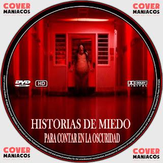 GALLETA 2 - HISTORIAS DE MIEDO PARA CONTAR EN LA OSCURIDAD - SCARY STORIES TO TELL IN THE DARK
