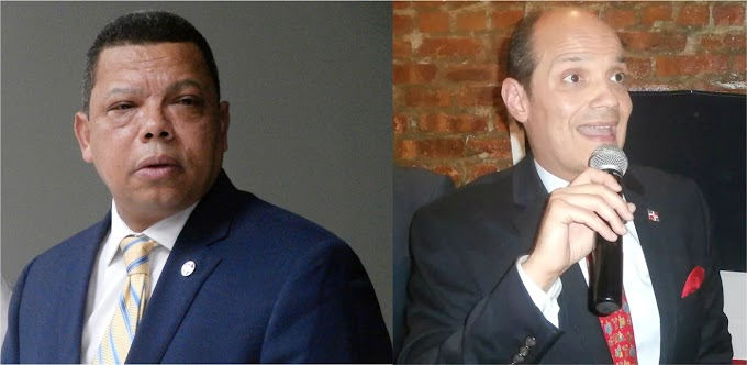 Presidente duartiano en EEUU rechaza críticas por conferencia de Ramfis y dice representa lucha anti haitiana