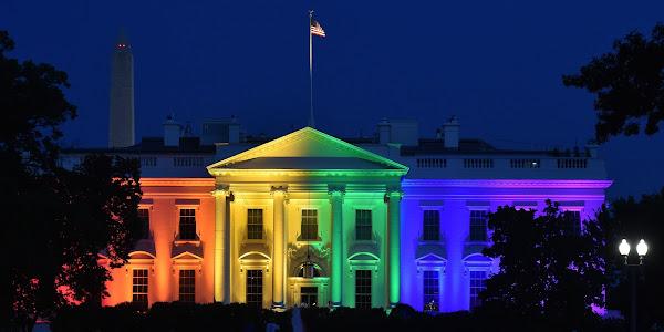 LGBTQ+ White House