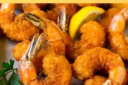 Fried Shrimp Flour.
