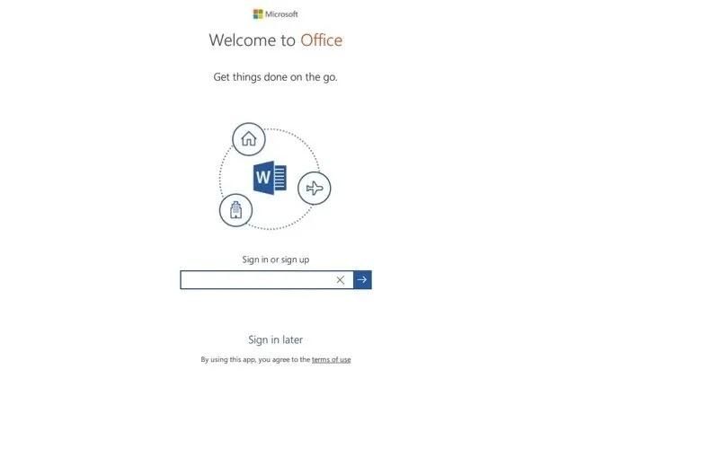 كيفية استخدام مايكروسوفت أوفيس على كروم بوك مجانًا