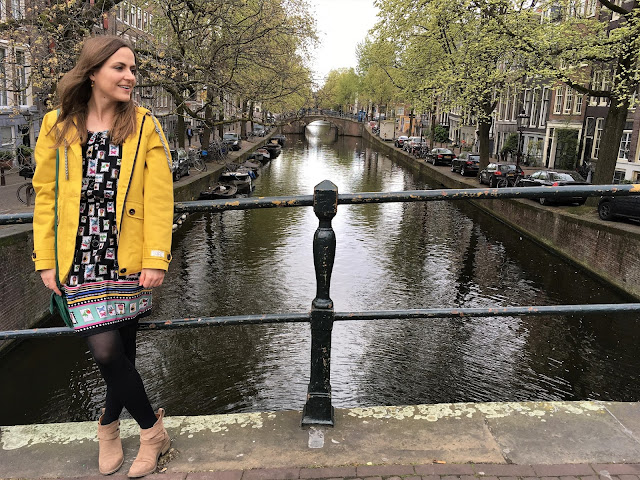 Maggie May in Amsterdam - Joules Coast Waterproof