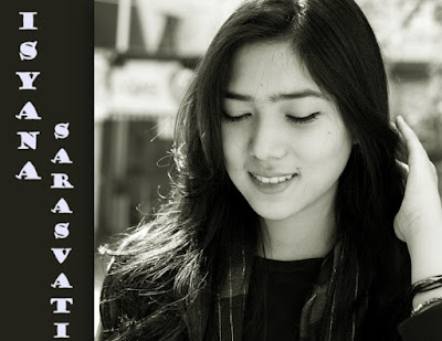 Lembaran Buku - Isyana Sarasvati