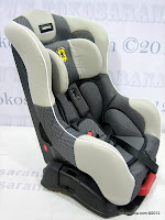 2 BabyDoes BD839 Forward Facing Baby Car Seat