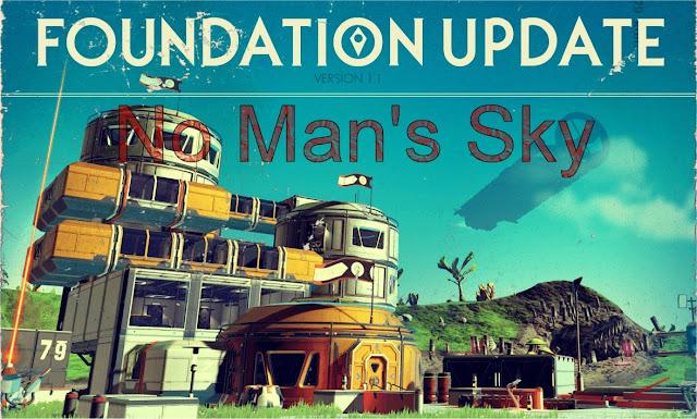 No Man's Sky Foundation-Update