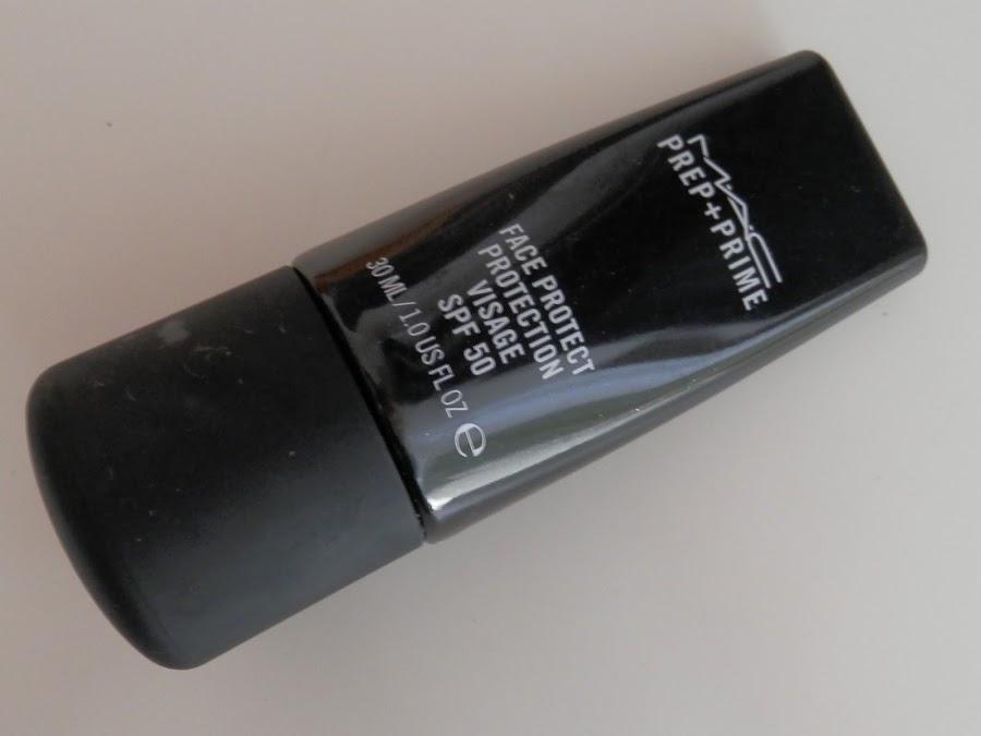 protección solar spf50 mac prep prime