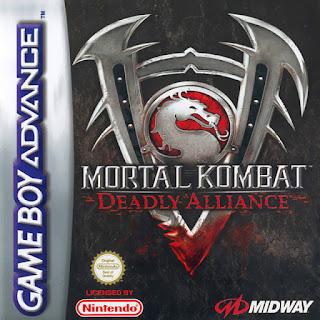 Rom de Mortal Kombat: Deadly Alliance - GBA - PT-BR - Download