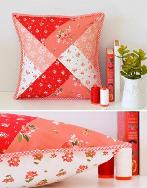 Scandi Pillow Quilt Tutorial