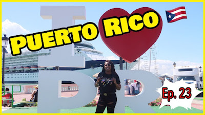 Brandi's Life Ep. 23: Exploring San Juan PR| PrettyPRChickTV