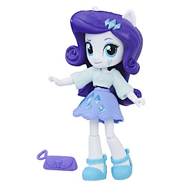 My Little Pony Equestria Girls Minis Mall Collection Switch 'n' Mix Fashions Rarity Figure