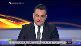 تسجيل صوتي مسرب لـ #السيسي يعود إلى 2012 يحذر فيه #الجيش_المصري من تكرار سيناريو #الجزائر