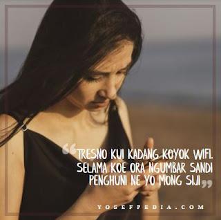 Kata-Kata Cinta Bahasa Jawa,