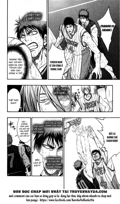 Kuroko No Basket chap 149 trang 13