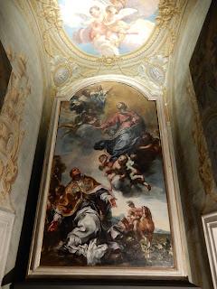 ジェノヴァのMuseo di Palazzo Realeの装飾