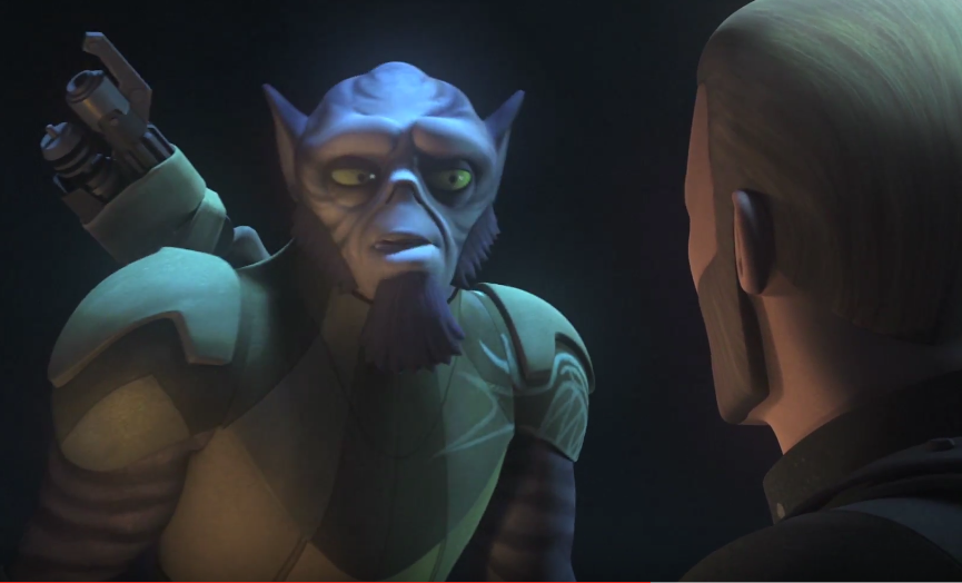 Star Wars Rebels: The Honorable Ones' Preview | The Star