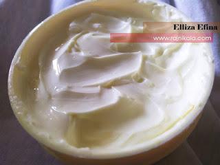 body butter awet wanginya