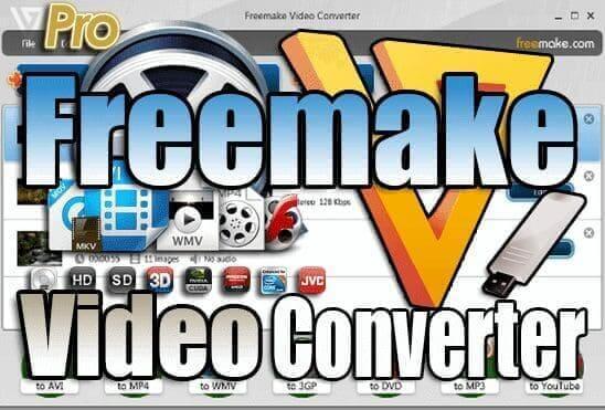 تحميل برنامج Freemake Video Converter Portable نسخة محمولة مفعلة اخر اصدار