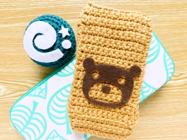 Animal Crossing Lost Item Bag Crochet Pattern