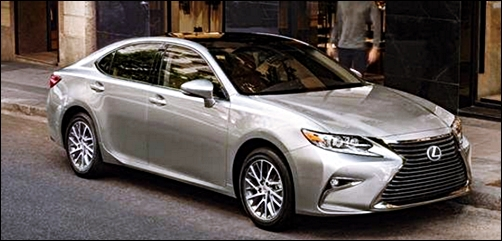 2017 Lexus ES 350 Release date and Price