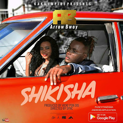 Arrow Bwoy – Shikisha