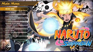 NEW NARUTO MUGEN JUS EDITION DIRECTX [DOWNLOAD