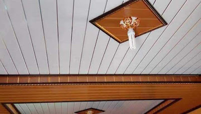5 Desain Plafon PVC Terbaik Untuk Rumah Anda