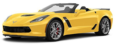 2017 Chevrolet Corvette by Chevrolet