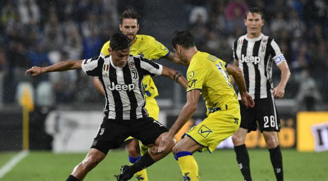 CHIEVO JUVENTUS Streaming: info Facebook Live-Stream Video YouTube, dove vederla con PC iPhone Tablet TV