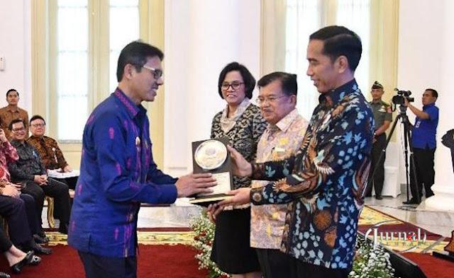 PKS: Justru 10 Tahun Gubernur Sumbar Banyak Dapat Penghargaan dari Jokowi