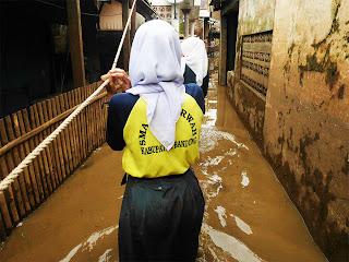 peduli banjir almarwah