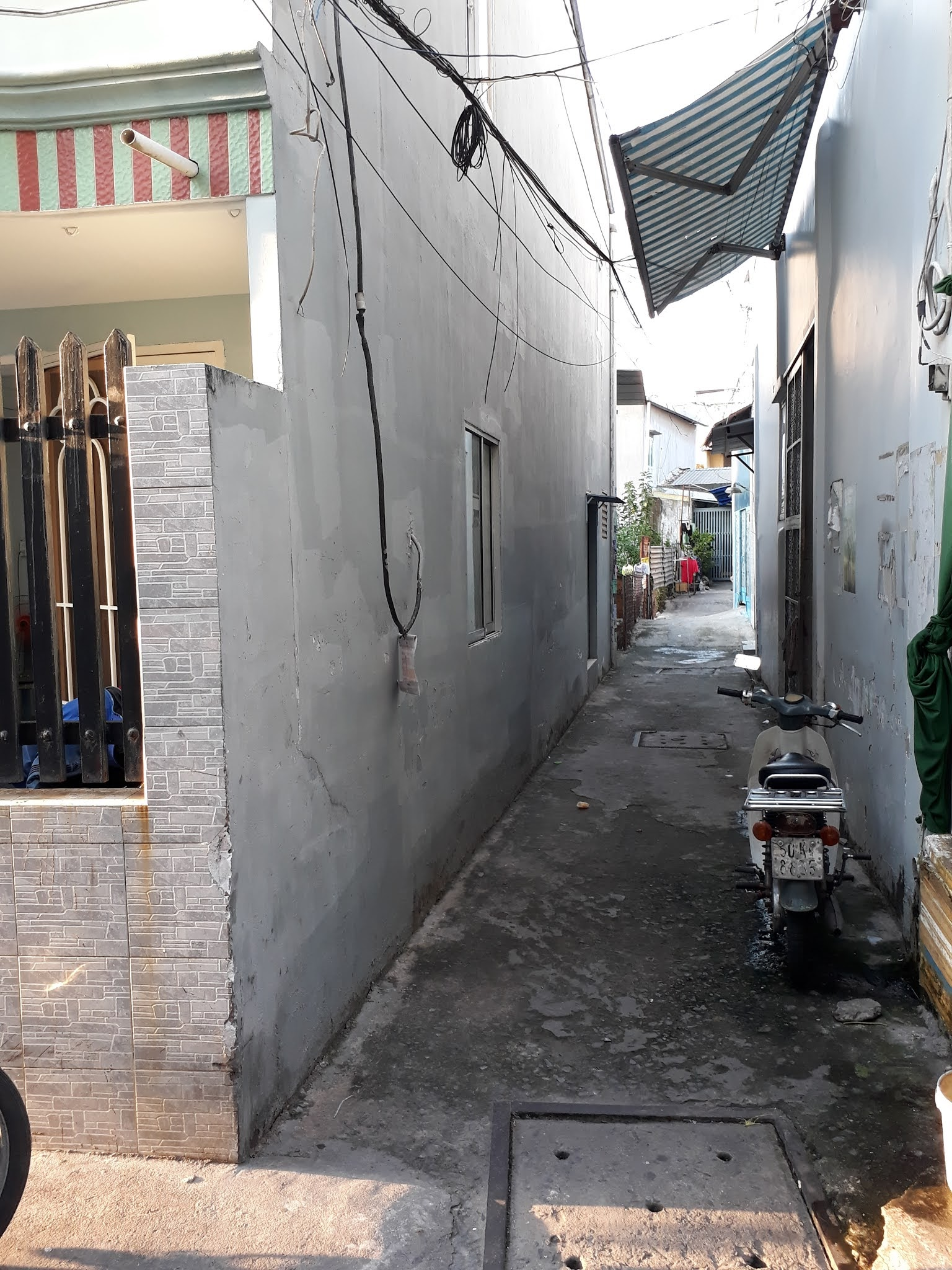 Bán nhà đường Phạm Thế Hiển P7 Quận 8 cách Mặt tiền 20m