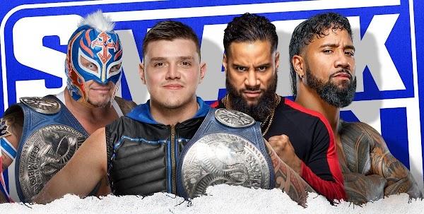 Repetición Wwe SmackDown 4 de Junio 2021 Full Show
