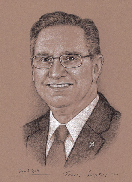 David Dill, 33°. Supreme Council. Scottish Rite, NMJ. by Travis Simpkins