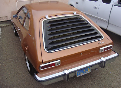The Street Peep 1975 Ford Pinto Runabout