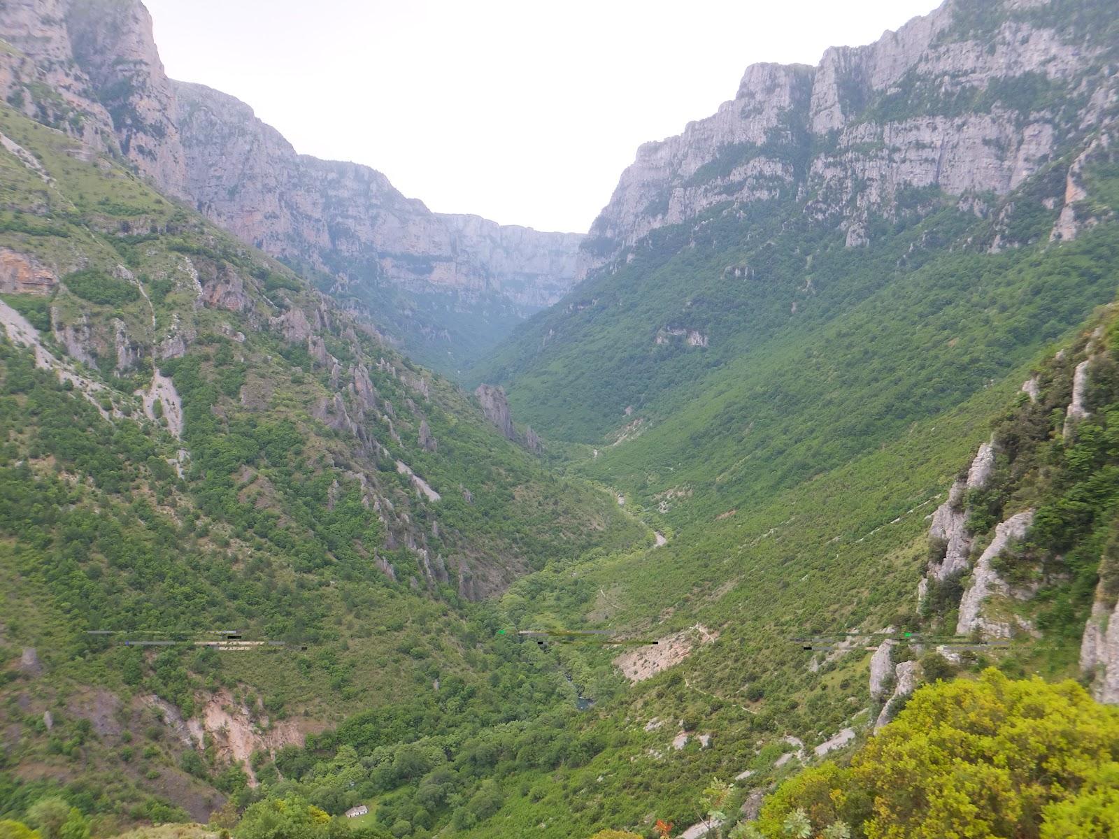 The Zagorochoria In The Pindhos Mountains, Epirus, Greece