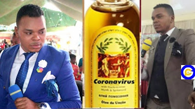 Bishop Obinim Launch Coronavirus Anointing Oil Which Goes For N13k