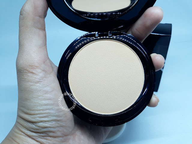 [REVIEW] MAKE OVER PERFECT COVER TWO WAY CAKE SHADE DESERT (04)