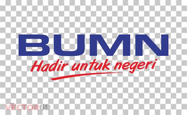 Logo BUMN Hadir Untuk Negeri - Download Vector File PNG (Portable Network Graphics)