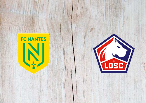 Nantes vs Lille -Highlights 07 February 2021
