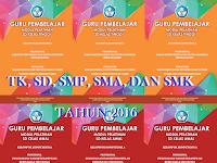 Modul Pelatihan Guru Pembelajar TK, SD, SMP, SMA, SMK Lengkap Tahun 2016