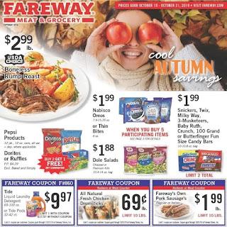 ⭐ Fareway Ad 10/15/19 ⭐ Fareway Weekly Ad October 15 2019