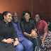 Actress Hilda Dokubo shares photo of herself, Omotola & others at AFRIFF 2016 launch