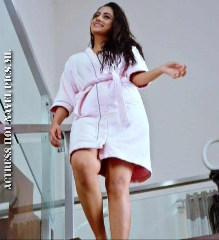 Namitha Pramod Hot Thighs Show Photos In Telugu Movie