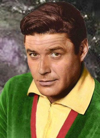 Guy Williams Lost In Space