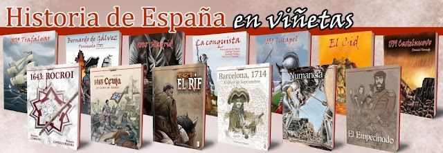 Descubre la Historia de España en Viñetas
