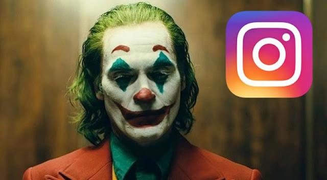 Filtro del Joker en Instagram-TuParadaDigital