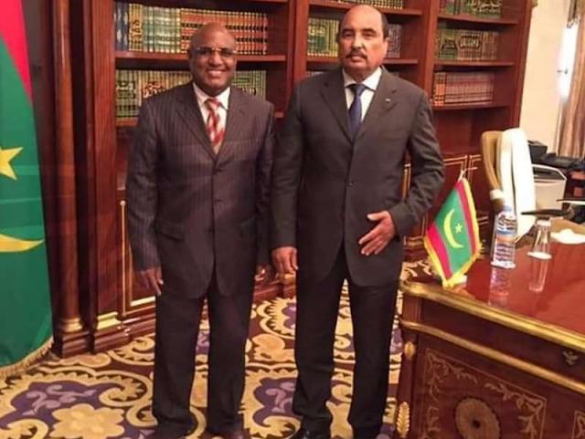 المحامي أيده : الرئيس ولد عبد العزيز رفض الحديث للمحققين ...تفاصيل و معلومات