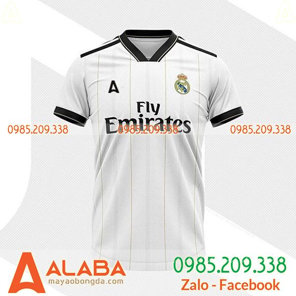 Đặt may quần áo đá bóng chất lượng - Mã ALB 096