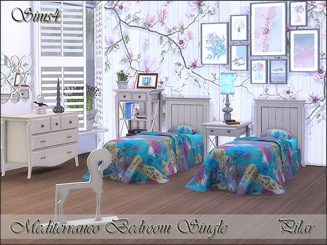 15-01-2020 Mediterraneo Bedroom Single
