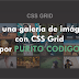 Crea una galería de imágenes con CSS Grid por PURITO CODIGO